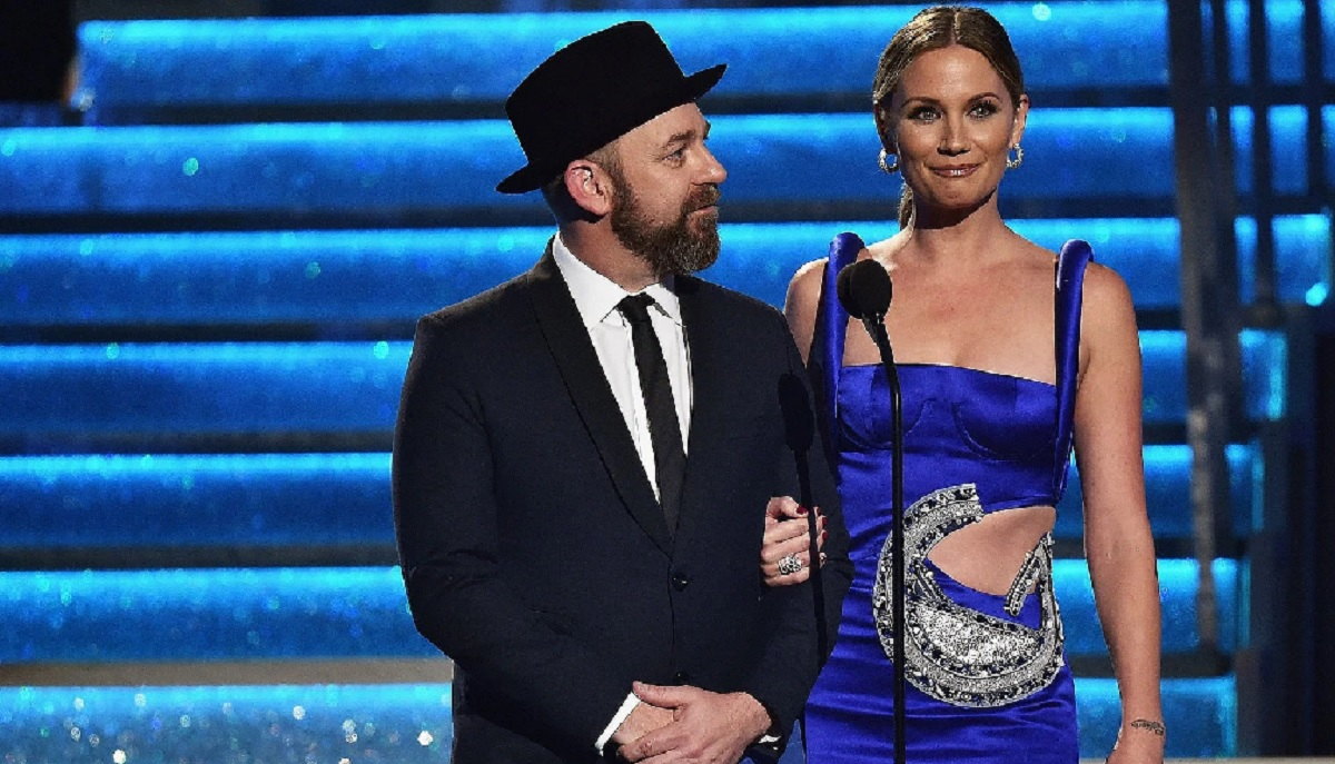 Sugarland 2017 CMA Awards