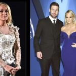 mike fisher carrie underwood cma