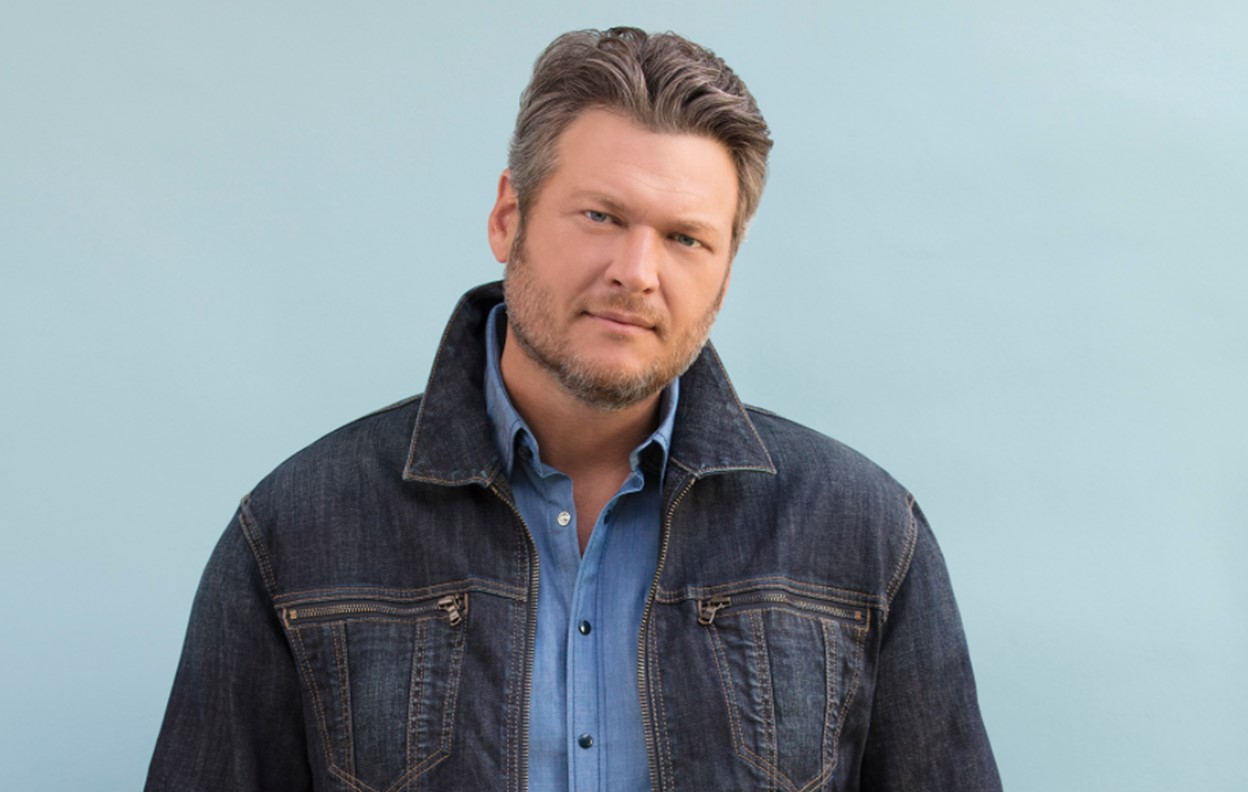 Blake Shelton notches sixth No 1 album