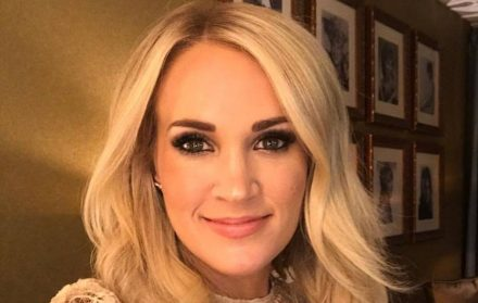 Carrie Underwood Has Surgery On Broken Wrist