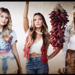 runaway june wild west