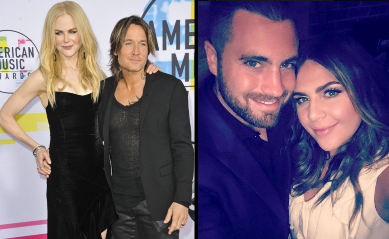 hottest country music couples