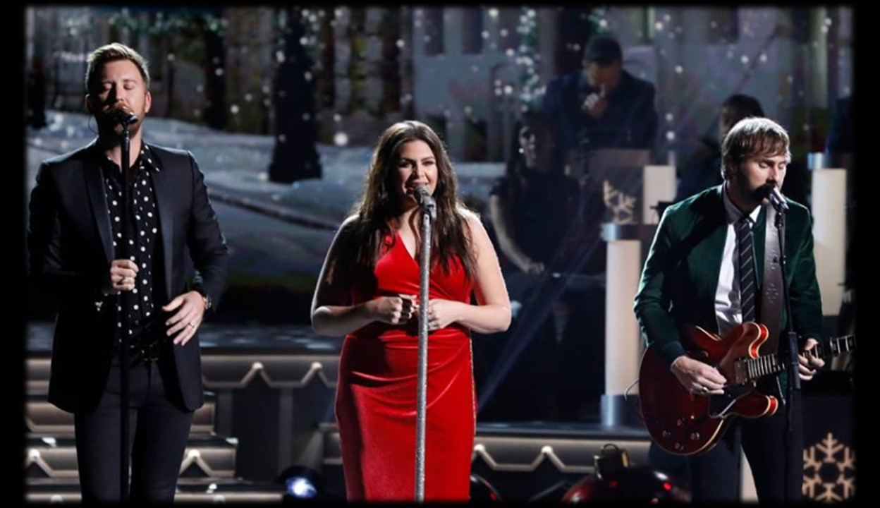 lady antebellum this christmas