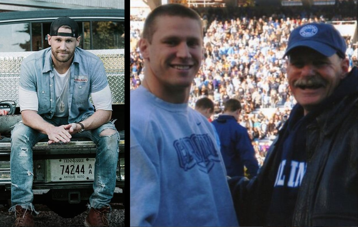 chase rice father