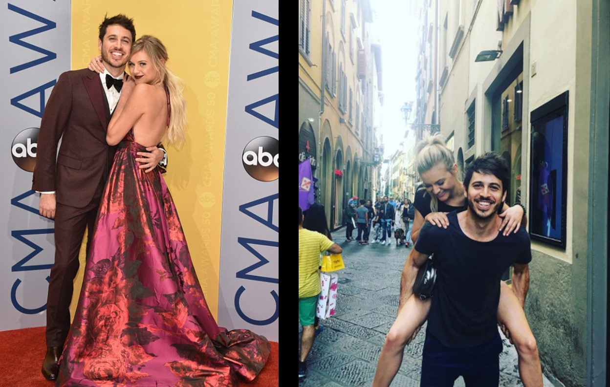 kelsea ballerini morgan evans wedding
