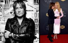 keith urban female lyric video