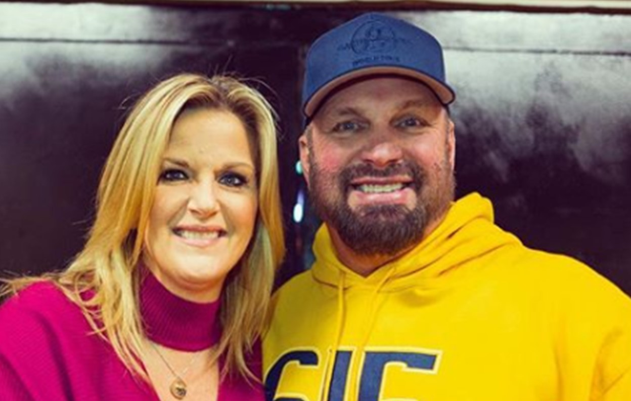 garth brooks trisha yearwood anniversary