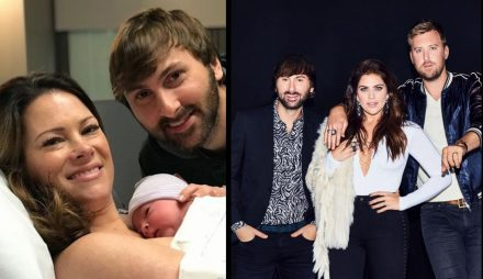 Lady Antebellum's Dave Haywood Welcomes a Daughter