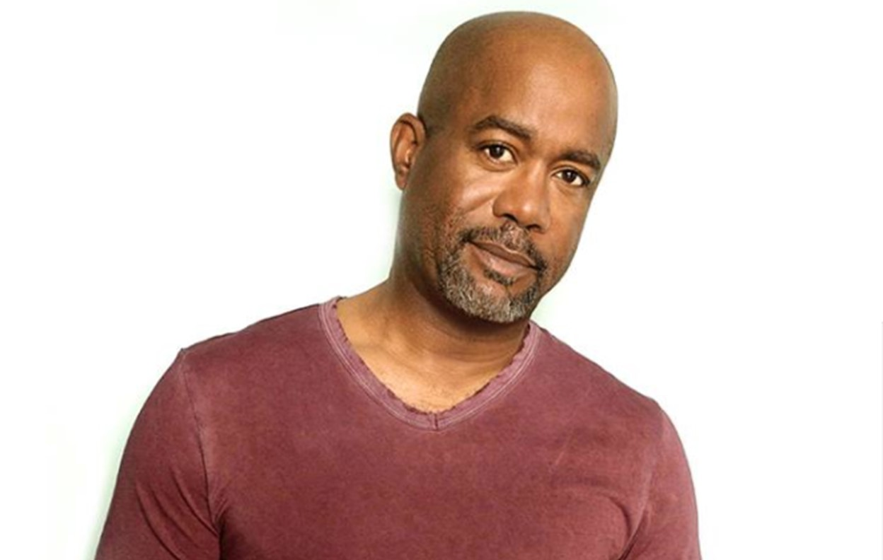 darius rucker facts