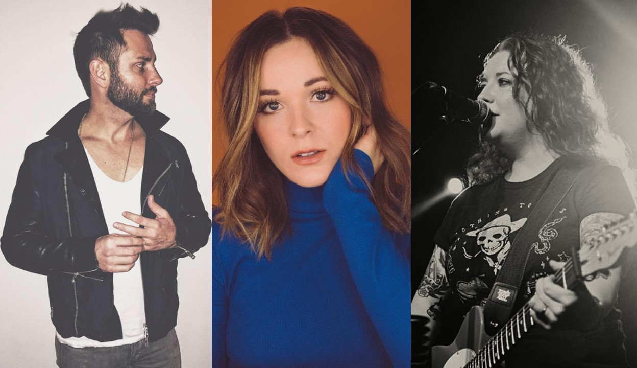 emerging country music artists 2018