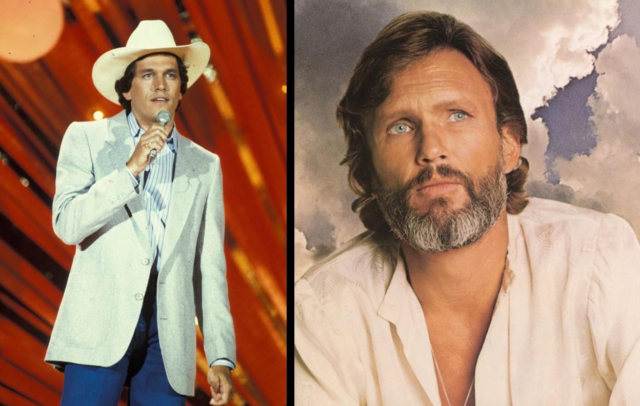 country music stars military