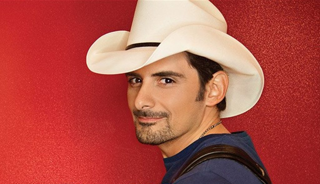 brad paisley welcome to the future