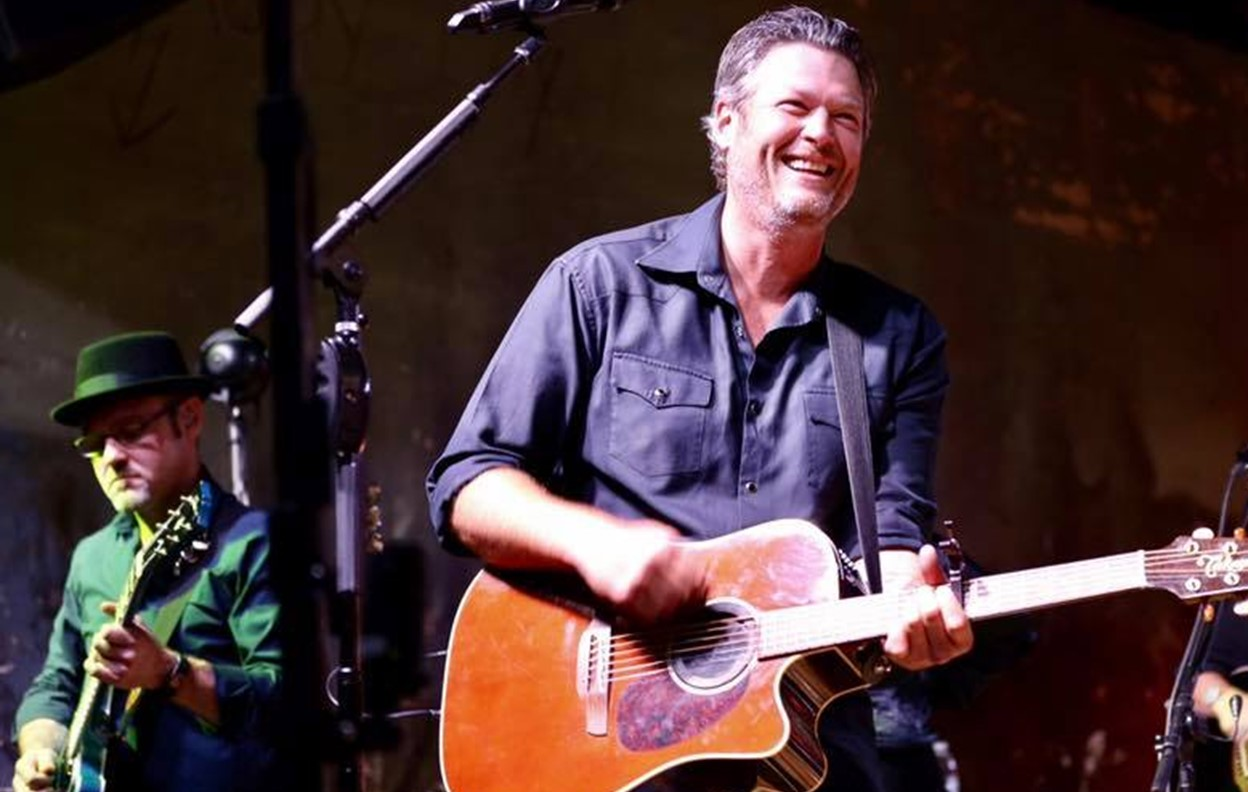 blake shelton retirement