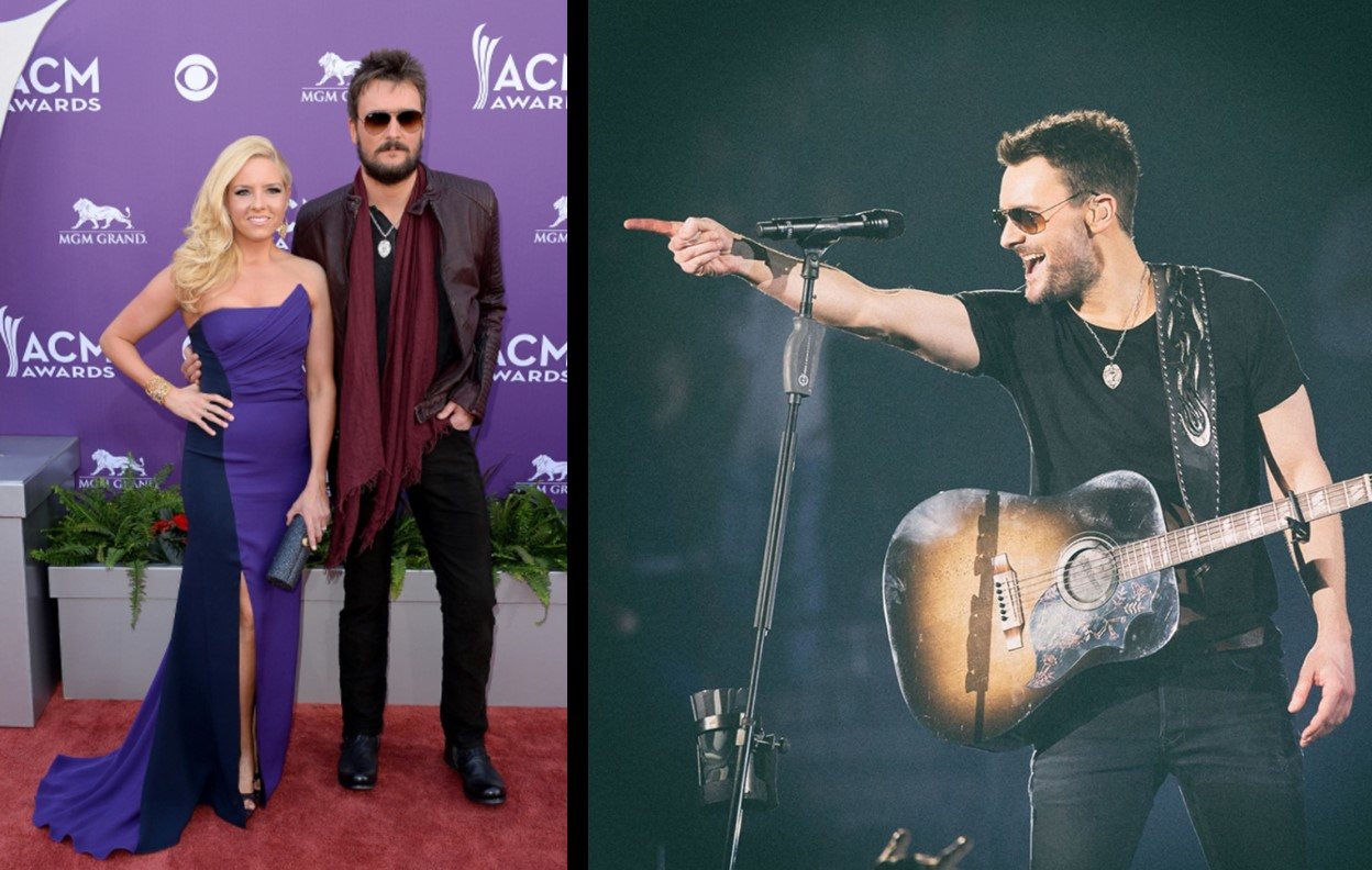 Eric Church Wife Katherine Ring In 10th Wedding Anniversary