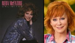 reba mcentire can't even get the blues