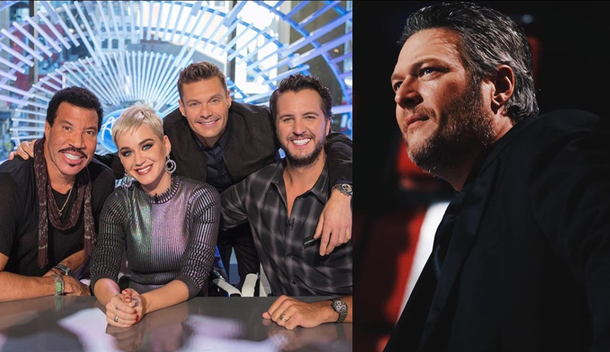 the voice american idol