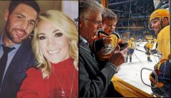 mike fisher honor