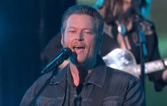 blake shelton jimmy kimmel