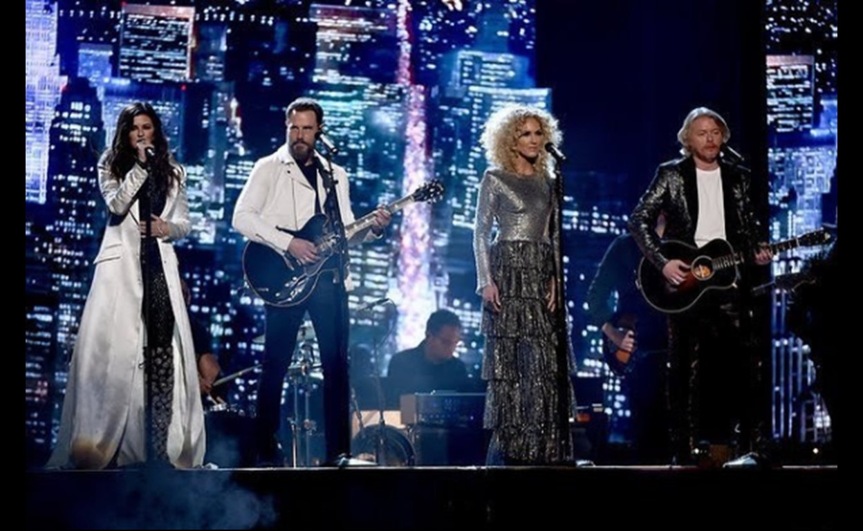 2018 grammy awards little big town