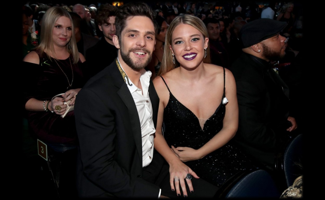 Thomas Rhett instagram