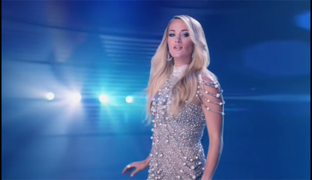 carrie underwood super bowl