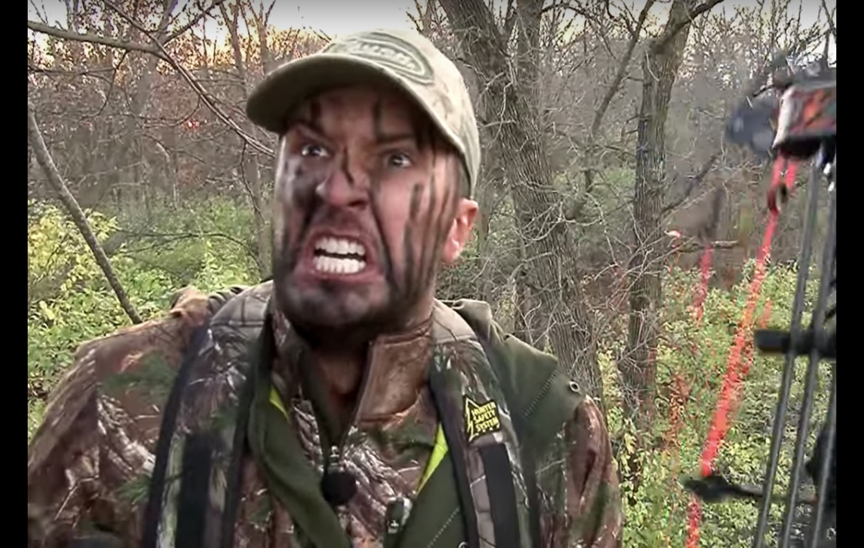 luke bryan deer hunting