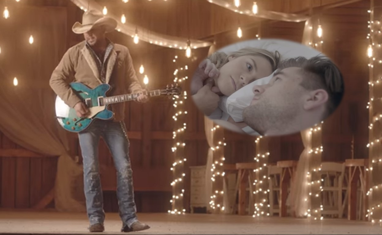 jason aldean you make it easy music video