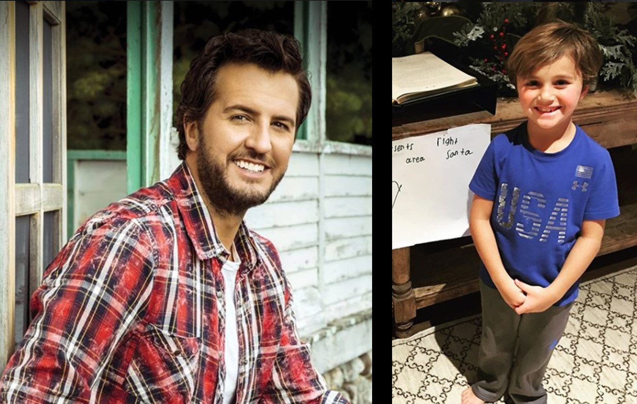 luke bryan youngest son