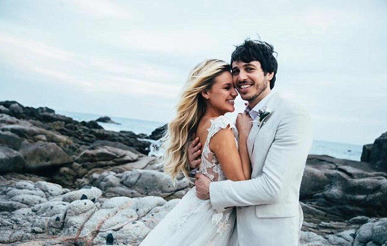 kelsea ballerini honeymoon video