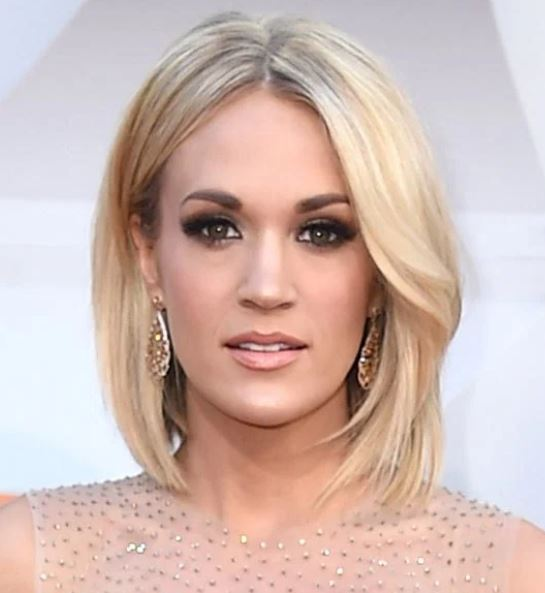 Carrie Underwood S Amazing Hair Evolution Pictures