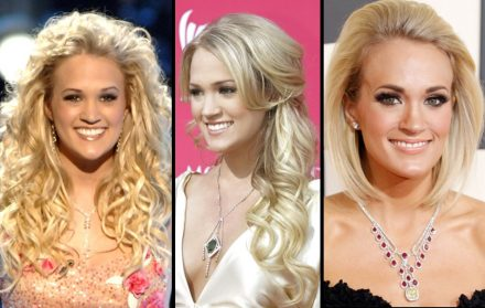 Carrie Underwood Hair Her Amazing Hair Evolution Pictures