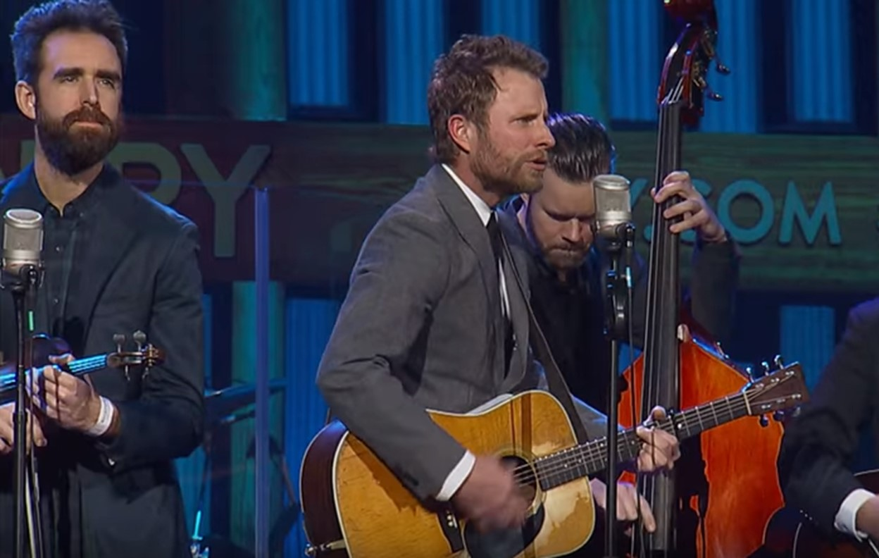 dierks bentley grand ole opry