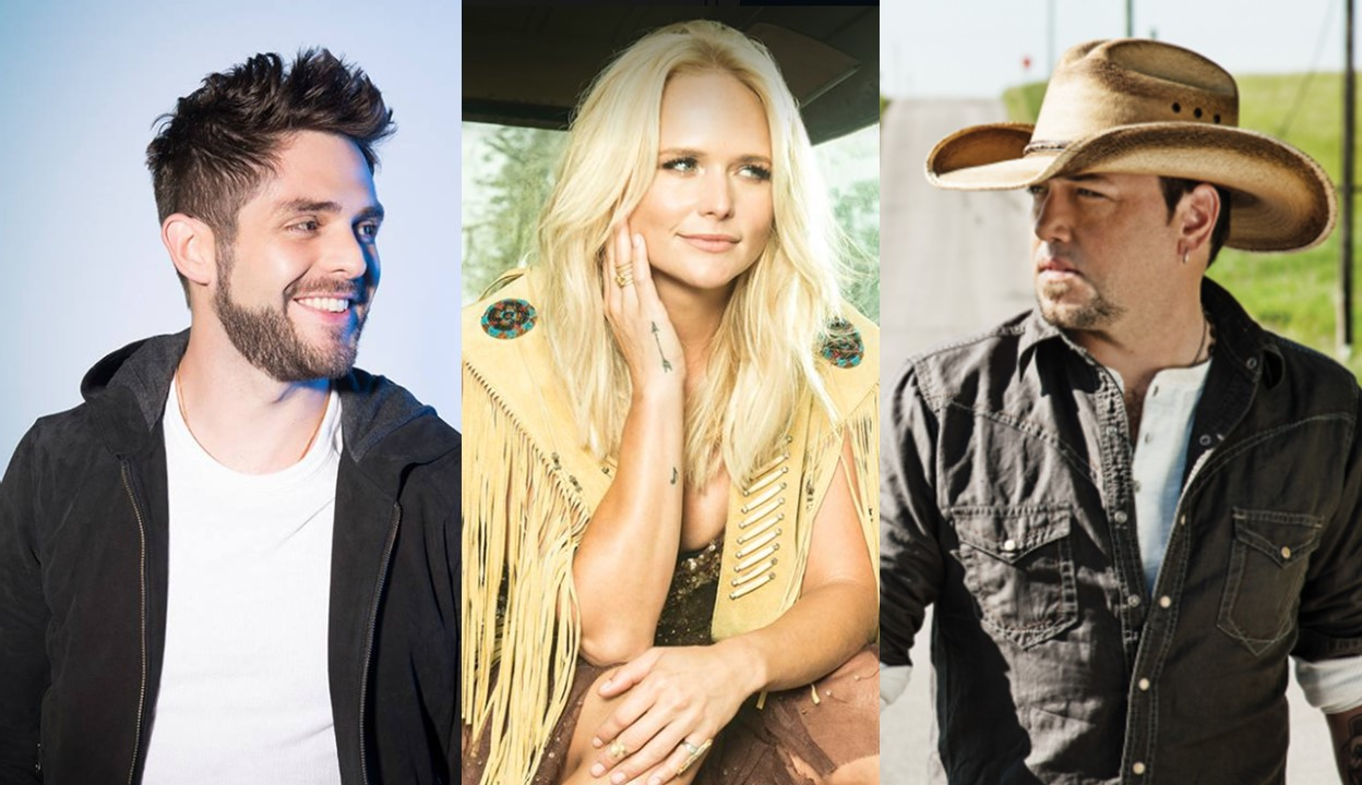 2018 acm awards performers