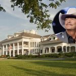Alan Jackson's Former Tennessee Mansion is Jaw-Dropping [Video]