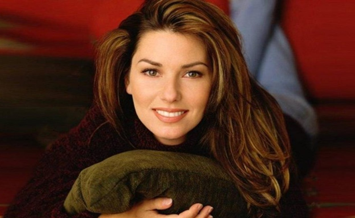 shania twain youtube