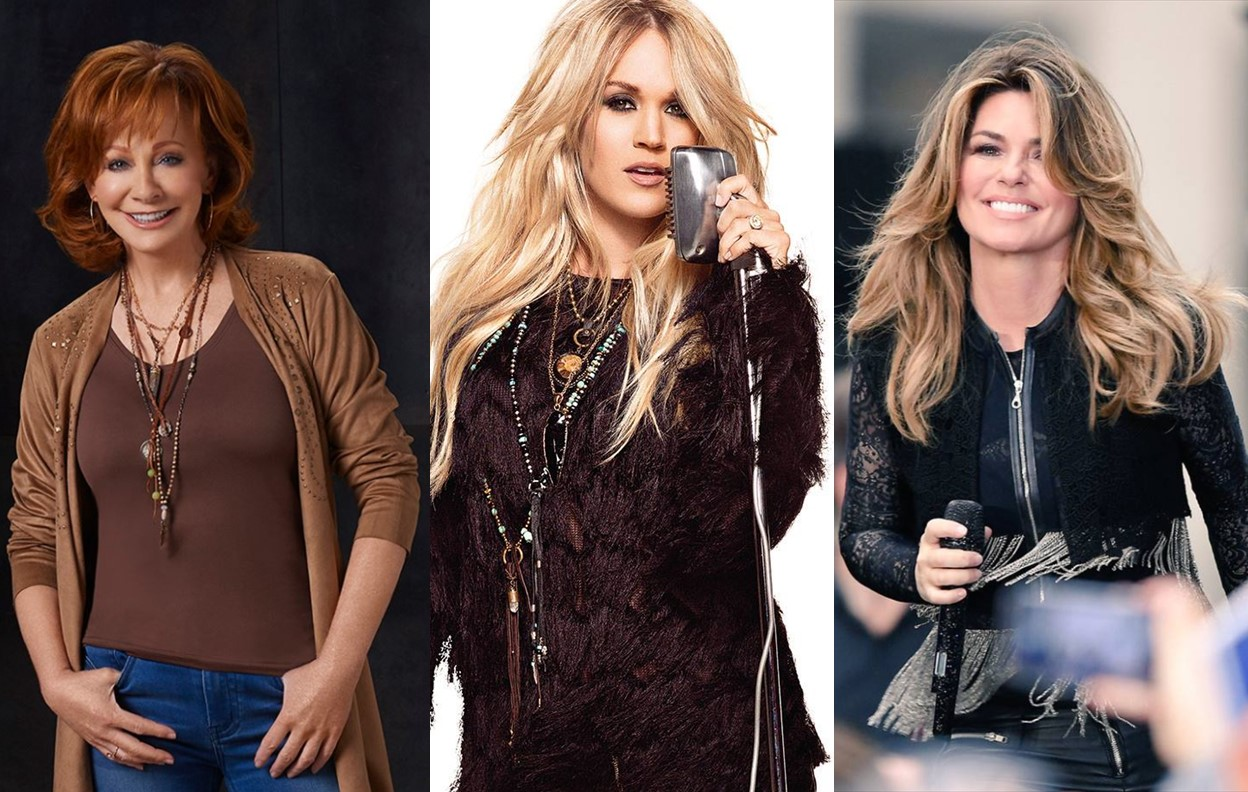 These 5 Female Country Music Artists Reign Supreme