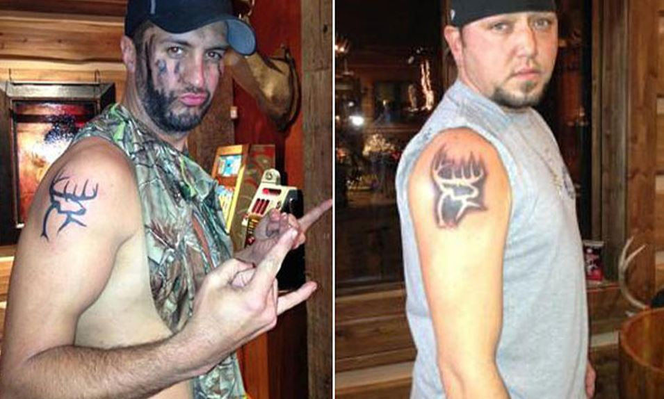12 Country Music Stars With Tattoos Pics