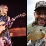 carrie underwood son fish