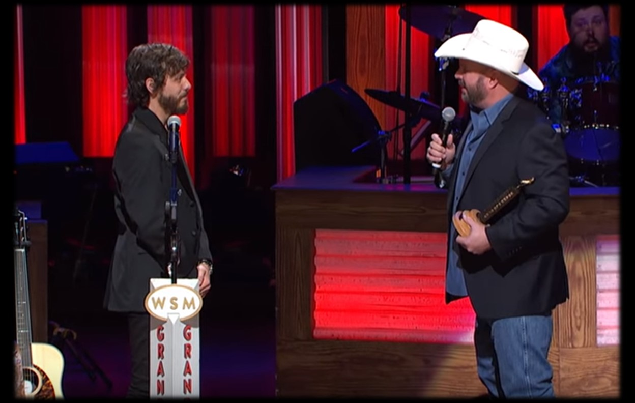 chris janson grand ole opry induction