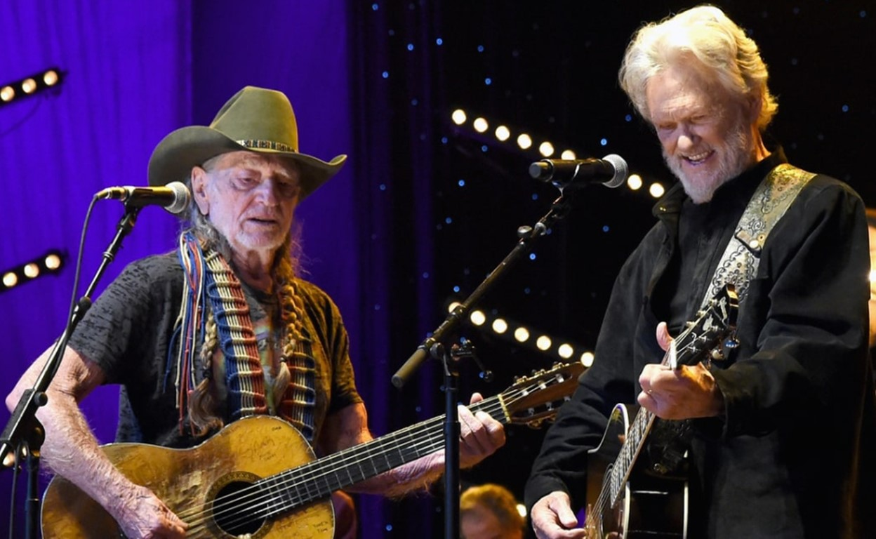Willie Nelson Kris Kristofferson