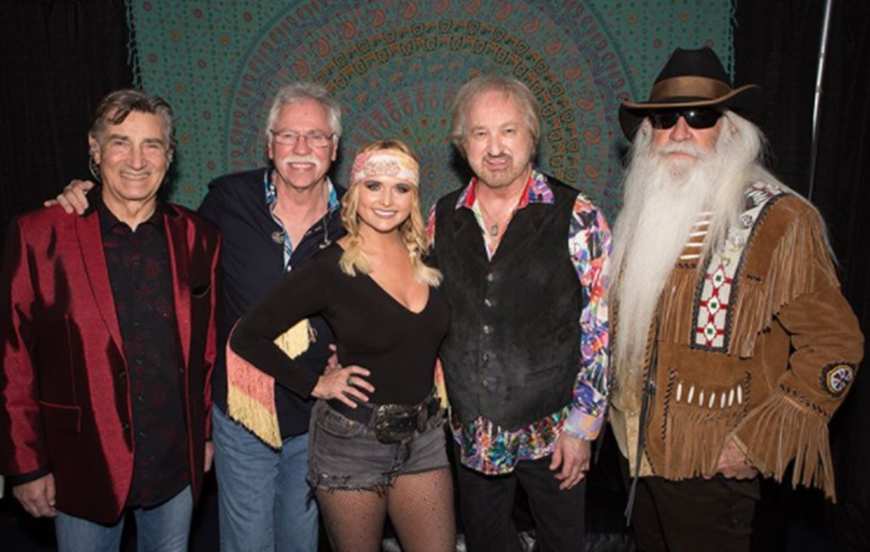 Miranda Lambert Oak Ridge Boys