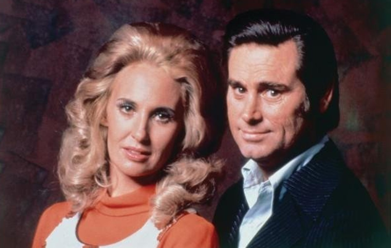 tammy wynette george jones