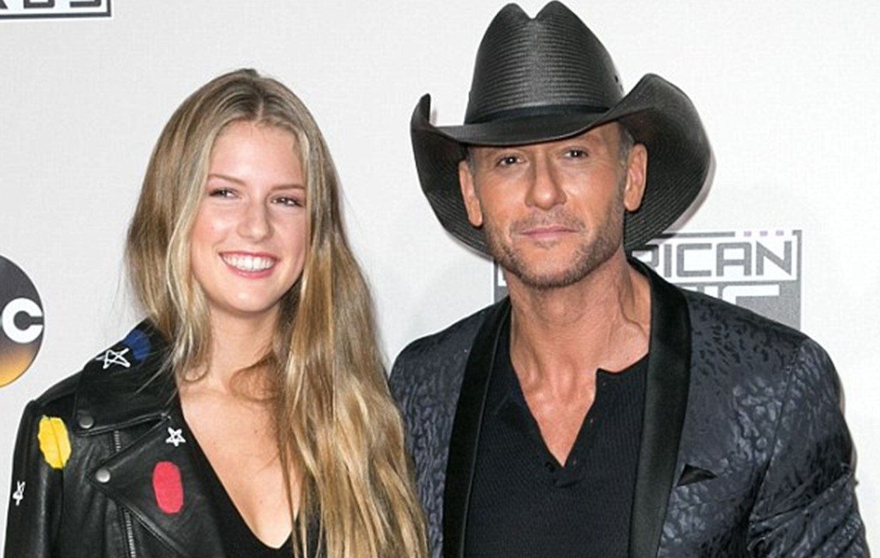 tim mcgraw daughter maggie