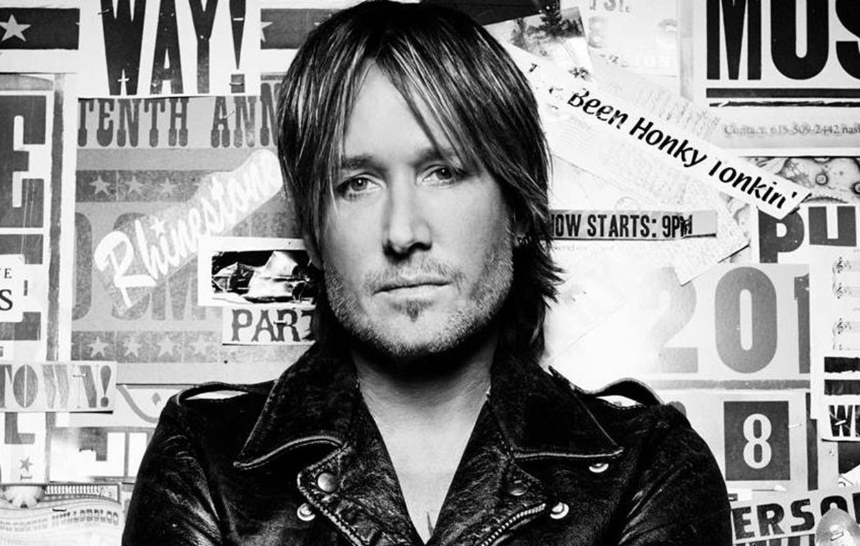 keith urban graffiti u album