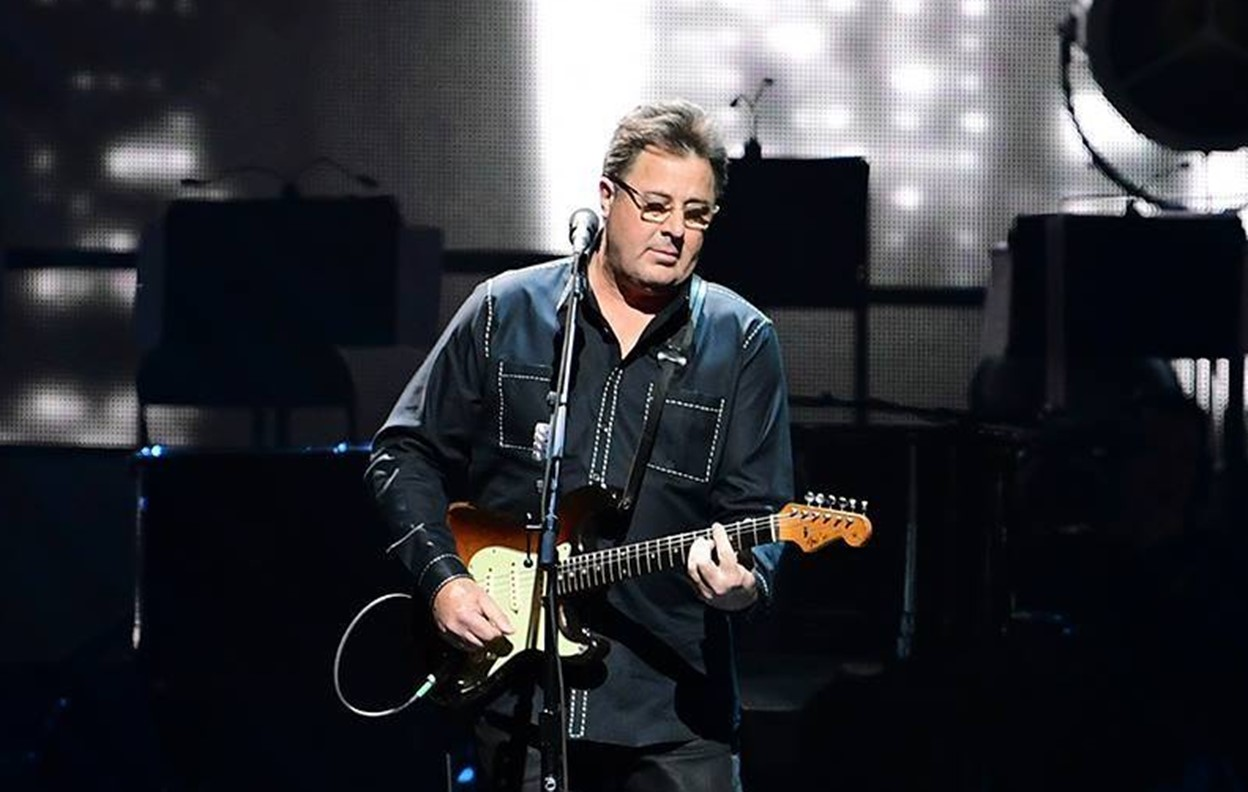 vince gill guitars