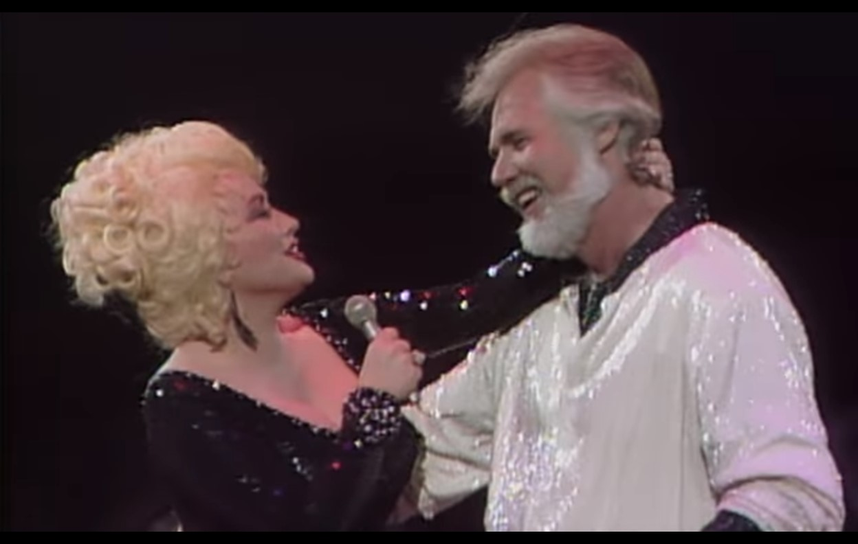 Dolly Parton & Kenny Rogers \