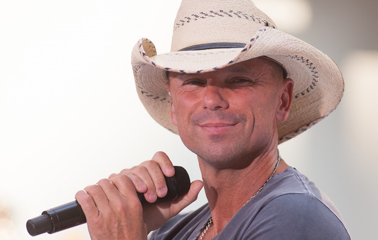 Kenny Chesney to Drop \'Songs for the Saints\' Album this Summer