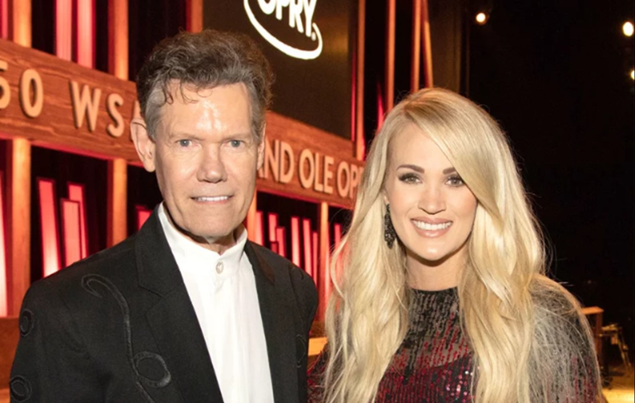 carrie underwood opry