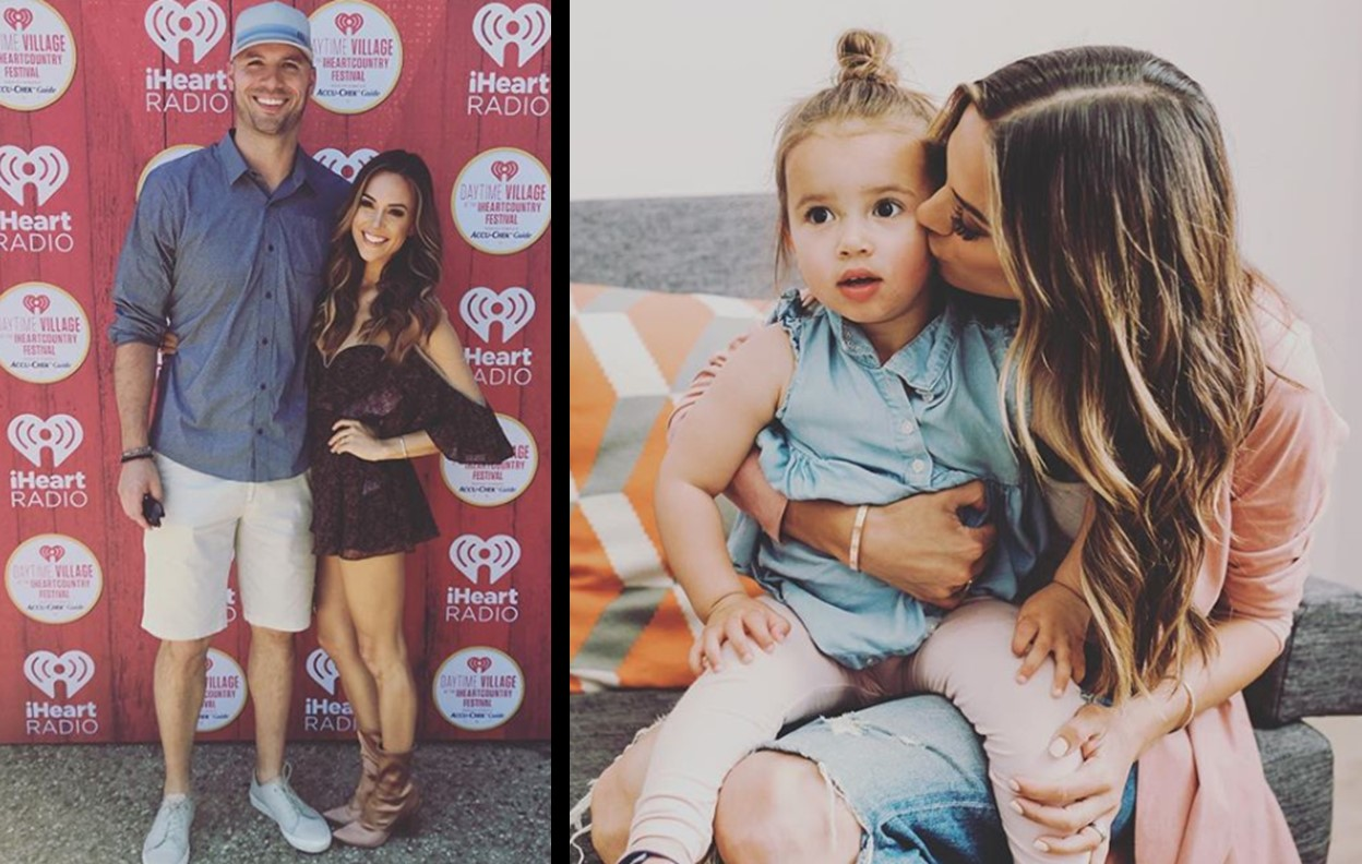 jana kramer husband michael caussin