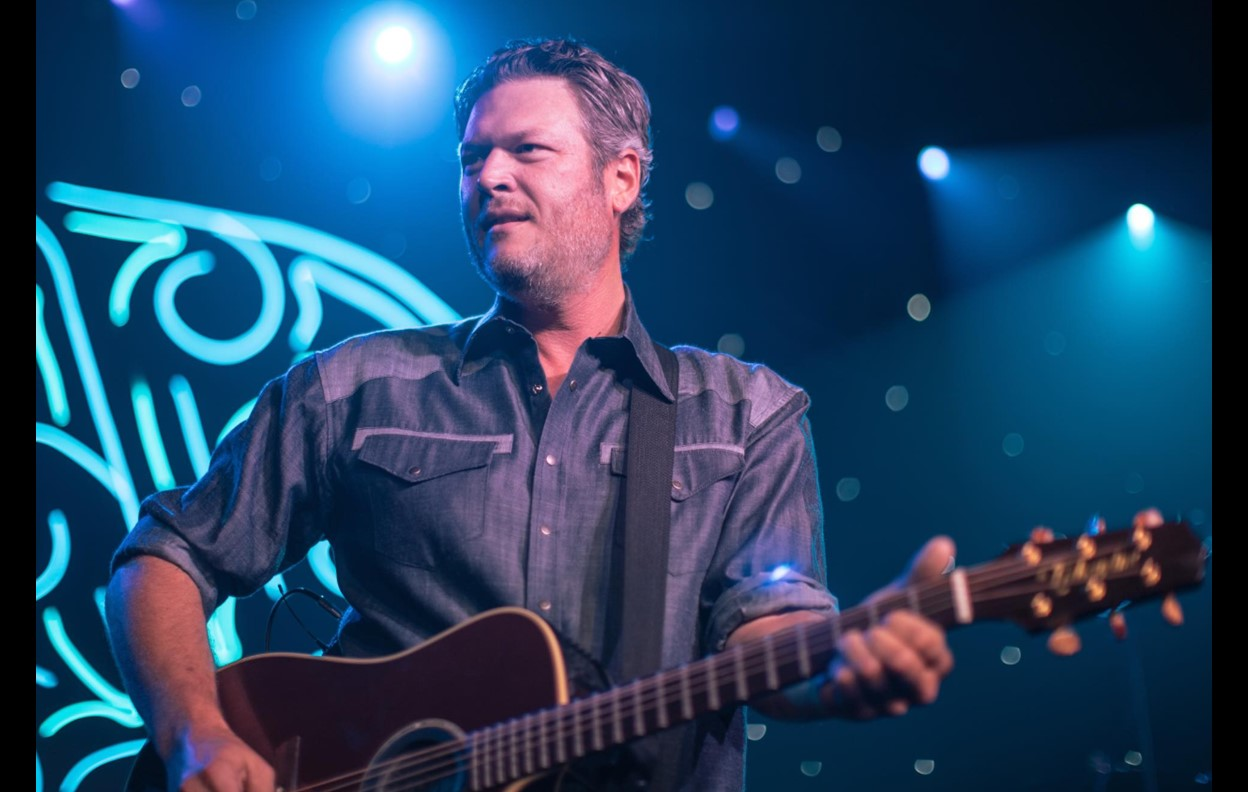 blake shelton ole red nashville open